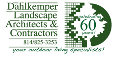 Dahlkempers landscaping logo