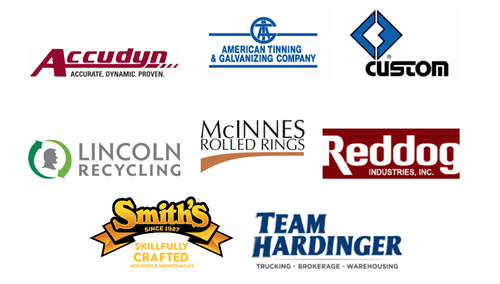Diehl corporate partners logos