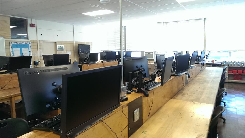 The Electronics Engineering Room