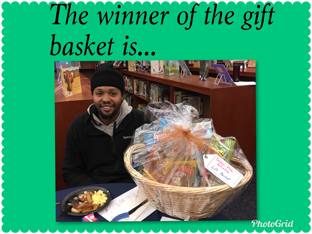 PTO Gift Basket Winner