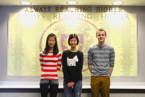 Character Essay Sample Juniors From Left To Right Ann Jung Jennifer Jung And Sam Fecko Won  This Years Martin Luther King Essay Contest In Their Grade Division Custom Essay Uk also My Favorite Essay Three Juniors Win Martin Luther King Essay Contest Essay On The Cask Of Amontillado