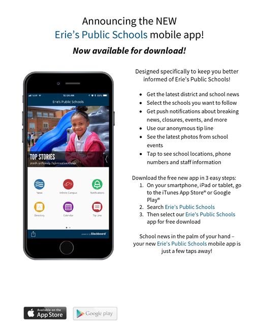 Communications / EPS Mobile App